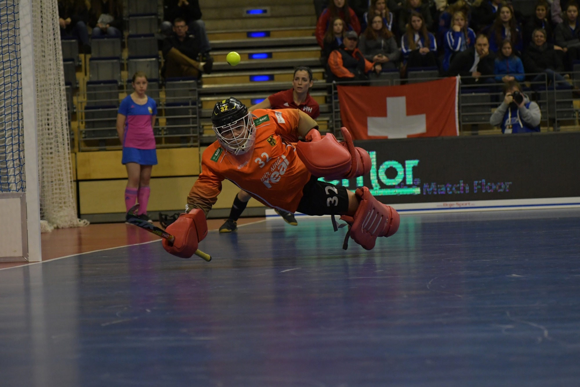 world cup - indoor hockey 2018