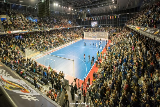 Indoor Hockey  - World Cup 2018 in Berlin - Finals - Women - NL vs. Germany